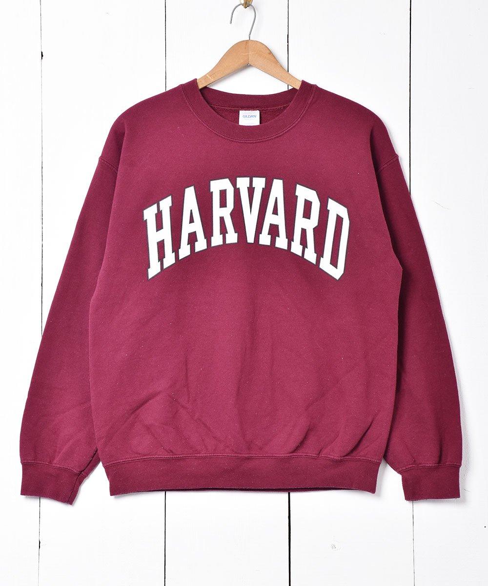 古着 ハーバード大学 プリントスウェット 古着 ネット 通販 古着屋グレープフルーツムーン