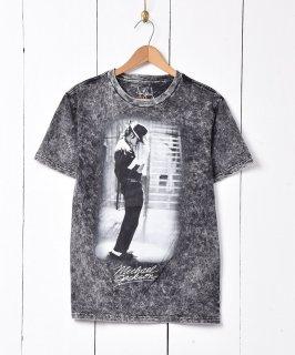 古着マイケルジャクソン ミュージック Tシャツ 絞り染め 古着のネット通販 古着屋グレープフルーツムーン