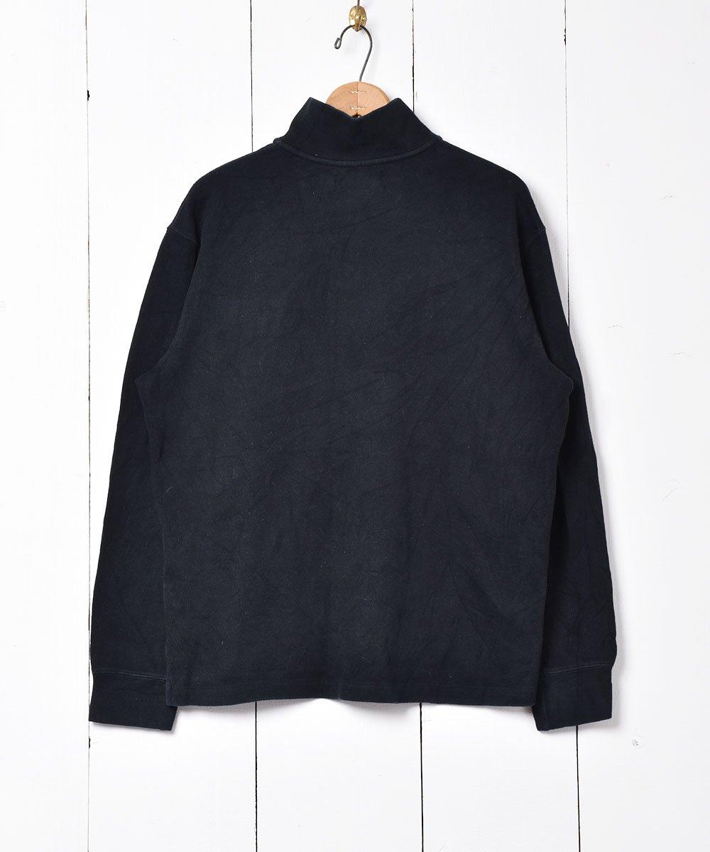 「Ralph Lauren」ハーフジップセーターサムネイル