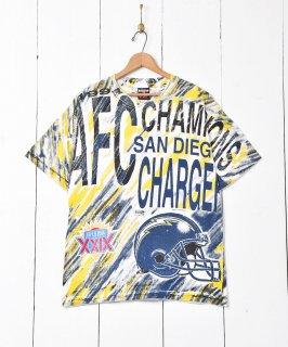 古着アメリカ製 両面プリントアメフトTシャツ 古着のネット通販 古着屋グレープフルーツムーン