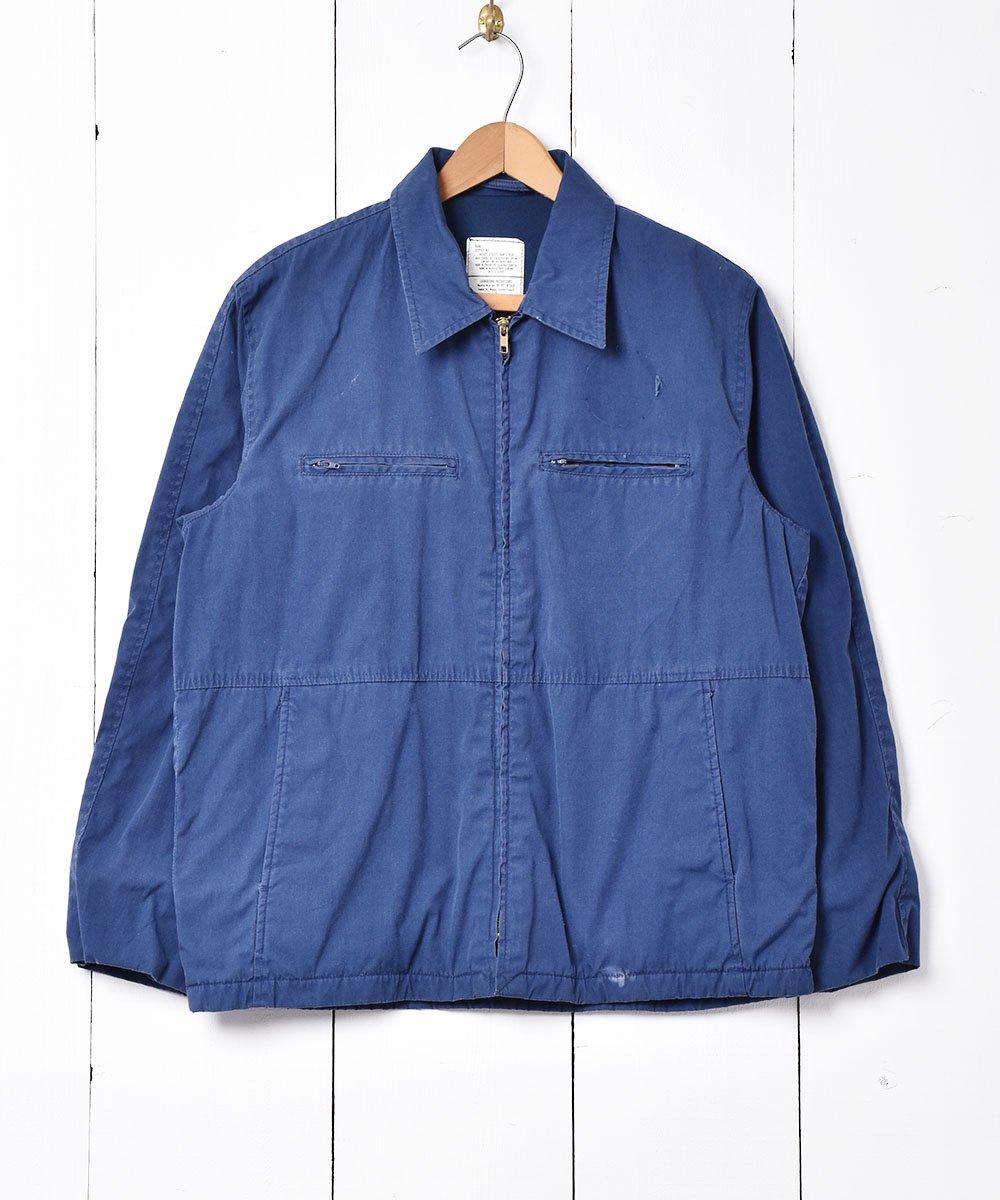 古着 1990年製 アメリカ海軍 ユーティリティジャケット 古着 ネット 通販 古着屋グレープフルーツムーン