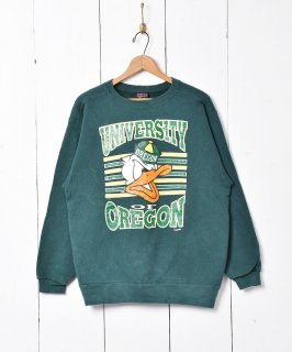古着オレゴン大学 オレゴンダックススウェット 古着のネット通販 古着屋グレープフルーツムーン