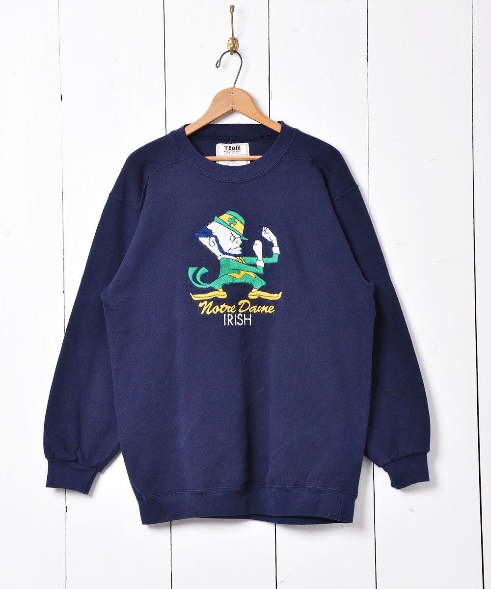 古着 アメリカ製 キャラクター刺繍 スウェット 古着 ネット 通販 古着屋グレープフルーツムーン