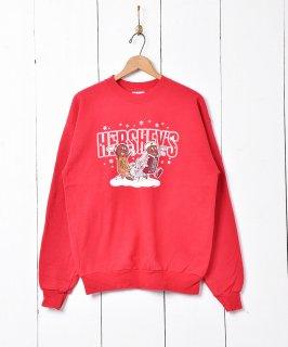 古着「HERSHEY'S」キャラクタープリントスウェット 古着のネット通販 古着屋グレープフルーツムーン