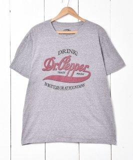 古着Dr.Pepper プリントTシャツ 古着のネット通販 古着屋グレープフルーツムーン