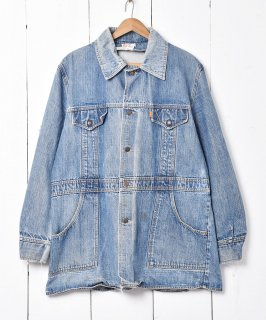 古着70'sアメリカ製「Levi's」ブッシュジャケット 古着のネット通販 古着屋グレープフルーツムーン