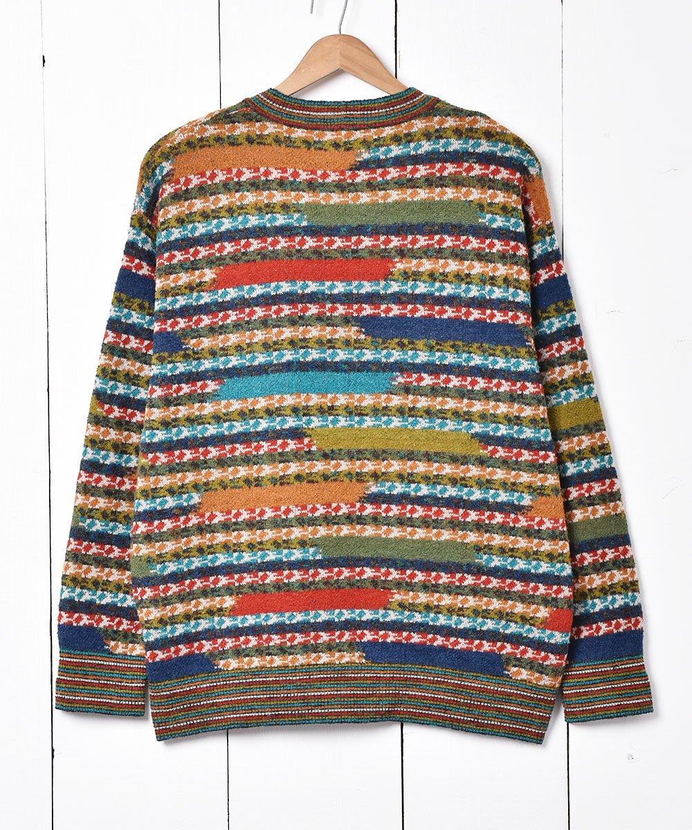 イタリア製 「MISSONI SPORT」デザインセーターサムネイル
