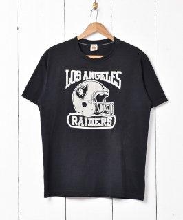 古着「RAIDERS」 プリントTシャツ 古着のネット通販 古着屋グレープフルーツムーン