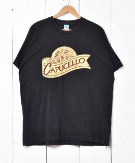 古着「Capucello」プリントTシャツ 古着のネット通販 古着屋グレープフルーツムーン