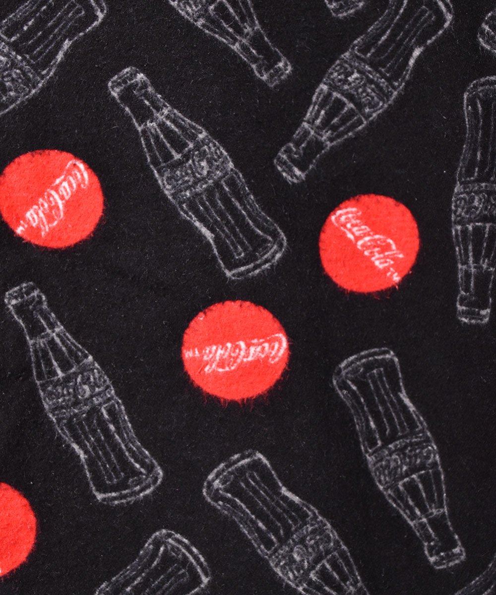 Coca-Cola ネル地イージーパンツサムネイル