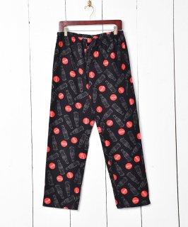 古着Coca-Cola ネル地イージーパンツ 古着のネット通販 古着屋グレープフルーツムーン