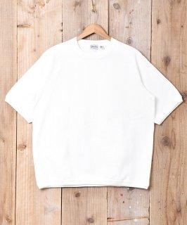 古着【4色展開】「TEMPTATION」スウェットTシャツ ホワイト 古着のネット通販 古着屋グレープフルーツムーン