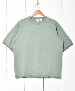 古着【4色展開】「TEMPTATION」スウェットTシャツ グリーン 古着のネット通販 古着屋グレープフルーツムーン