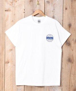 古着【2色展開】レコードプリントTシャツ ホワイト 古着のネット通販 古着屋グレープフルーツムーン