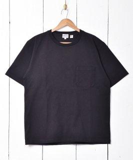 古着【4色展開】「TEMPTATION」ポケットTシャツ ブラック 古着のネット通販 古着屋グレープフルーツムーン