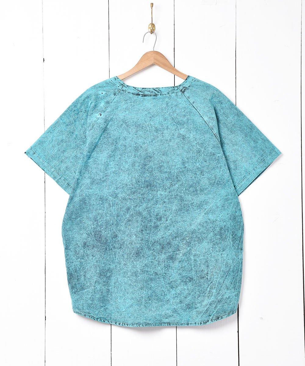 バスケットボール 刺繍 半袖シャツサムネイル