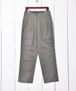 古着「DOCKERS」 コットン タックパンツ W31 古着のネット通販 古着屋グレープフルーツムーン