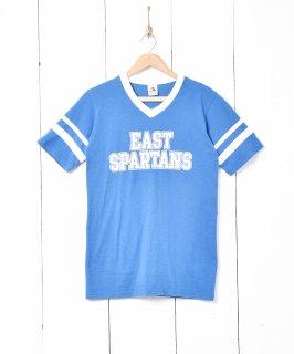 古着EAST SPARTANS スポーツTシャツ 古着のネット通販 古着屋グレープフルーツムーン