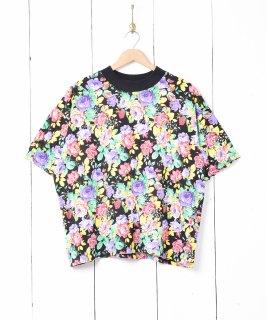 古着花柄Tシャツ 古着のネット通販 古着屋グレープフルーツムーン