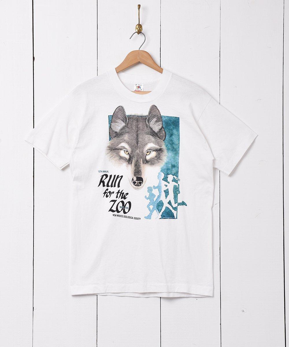 古着 90's アメリカ製 プリントTシャツ 古着 ネット 通販 古着屋グレープフルーツムーン