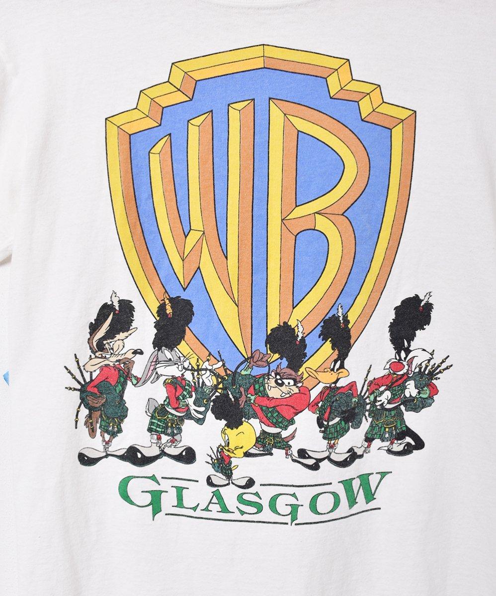 アメリカ製 Warner Bros 「Looney Tunes」プリントTシャツサムネイル