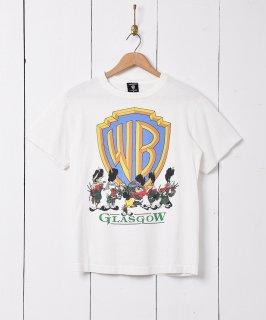 古着アメリカ製 Warner Bros 「Looney Tunes」プリントTシャツ 古着のネット通販 古着屋グレープフルーツムーン