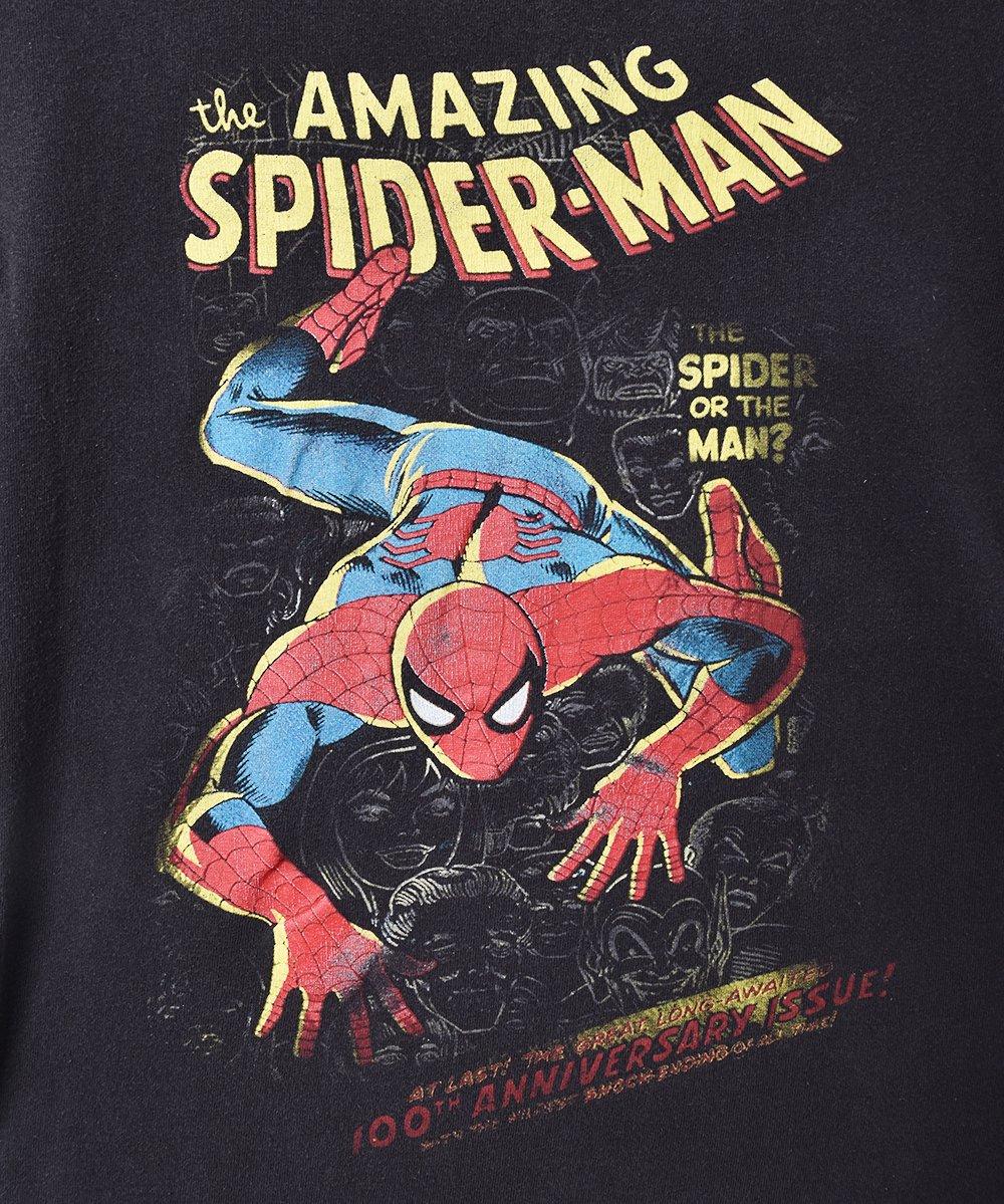 スパイダーマン プリントTシャツサムネイル