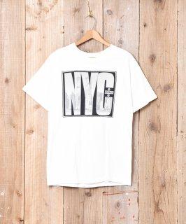 古着NYC スーベニア プリントTシャツ 古着のネット通販 古着屋グレープフルーツムーン