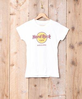 古着Hard Rock Cafe ロゴプリントTシャツ 古着のネット通販 古着屋グレープフルーツムーン