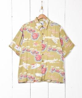古着80's〜90's reyn spooner ハワイアンシャツ 古着のネット通販 古着屋グレープフルーツムーン
