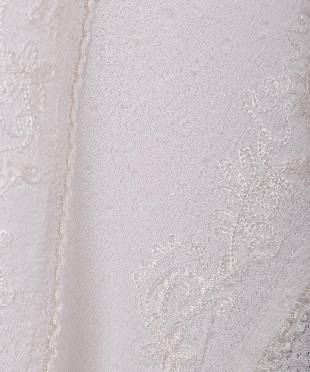 インド製 レーヨン刺繍トップスサムネイル