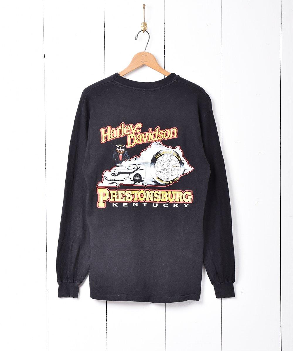 アメリカ製 Harley-Davidson ロンTサムネイル