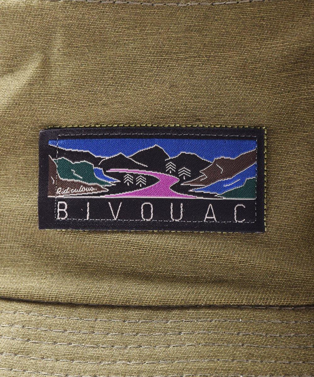 【4色展開】「BIVOUAC」バケットハット オリーブサムネイル