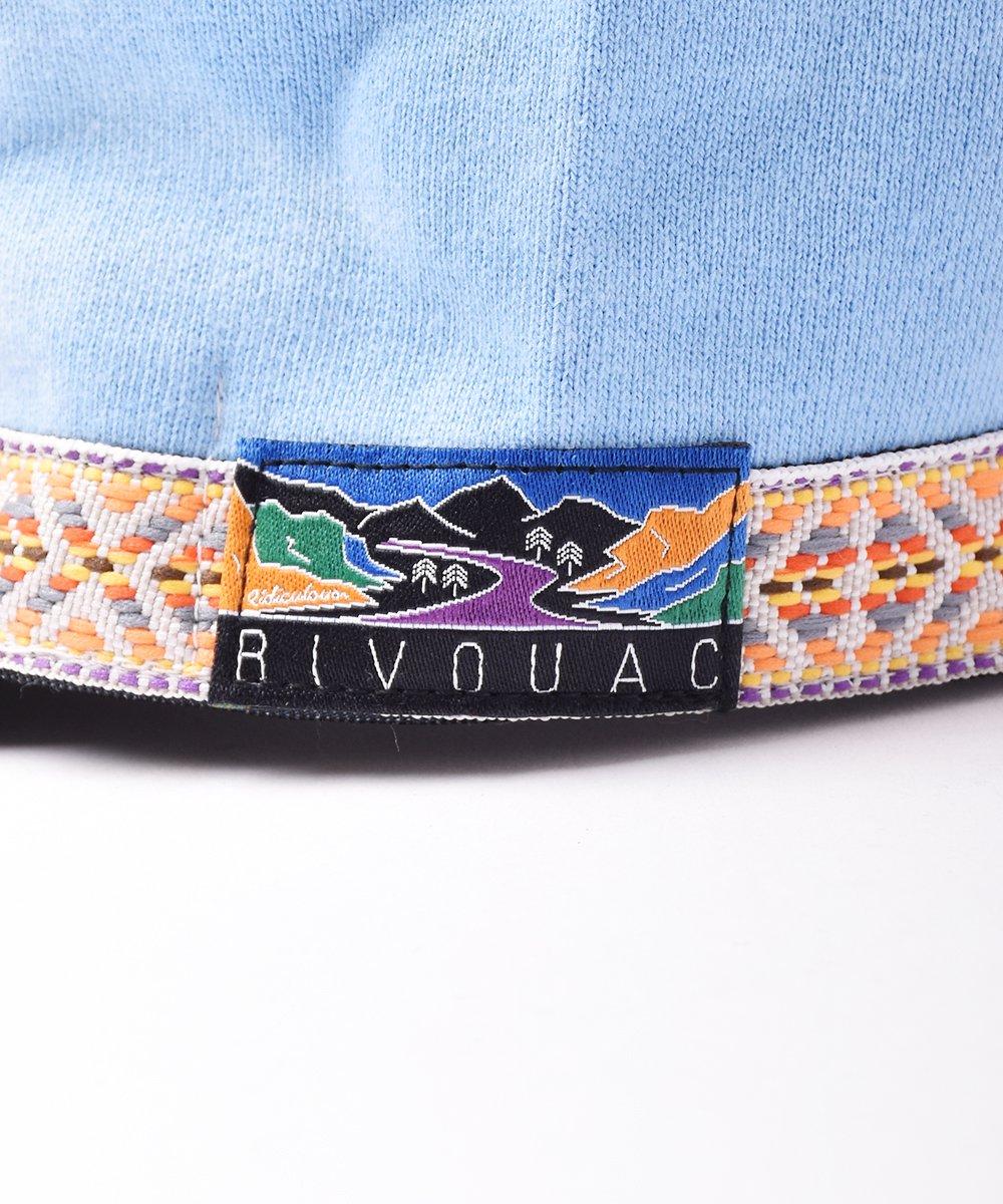 【2色展開】「BIVOUAC」アウトドアキャップ タイダイ イエローサムネイル