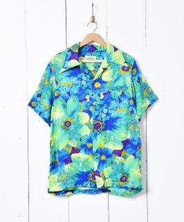 古着70's ハワイアンシャツ 古着のネット通販 古着屋グレープフルーツムーン