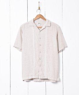 古着半袖リネンシャツ 古着のネット通販 古着屋グレープフルーツムーン