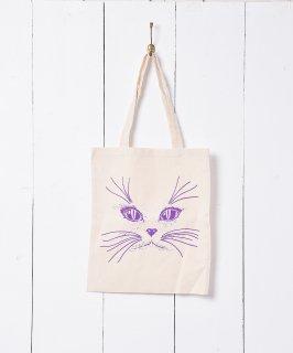 古着プリントトートバッグ【CAT】 古着のネット通販 古着屋グレープフルーツムーン