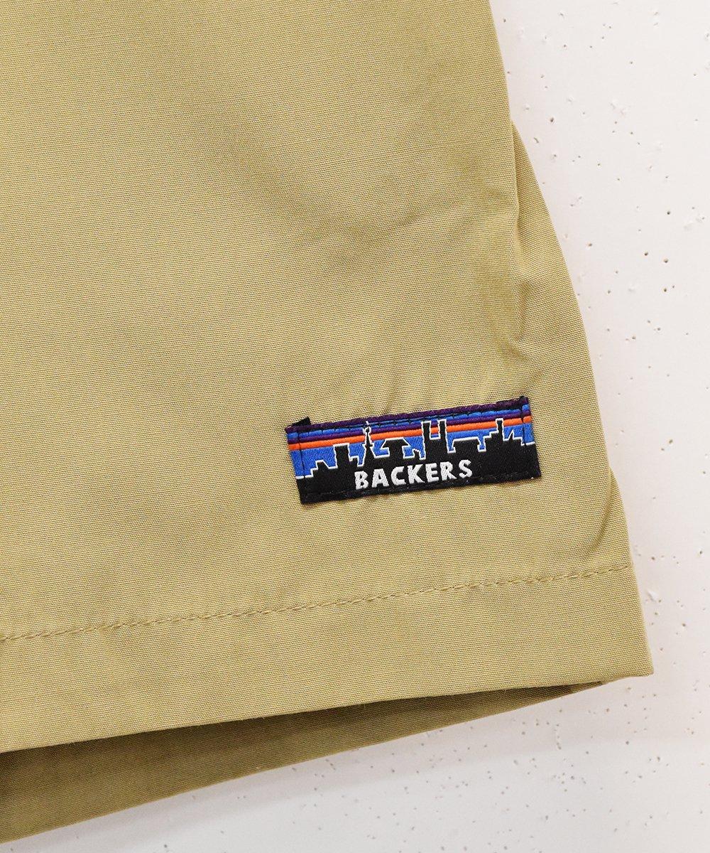 【3色展開】「Backers」アウトドア ショートパンツ ベージュサムネイル