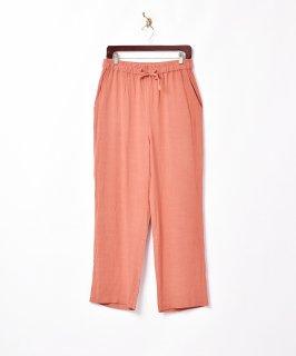 古着【3色展開】「TEMPTATION」リラックスイージーパンツ オレンジ 古着のネット通販 古着屋グレープフルーツムーン
