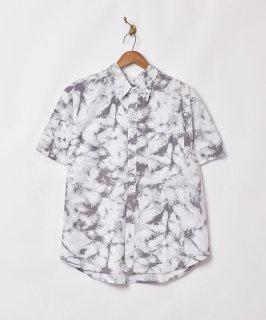 古着「TEMPTATION」タイダイプリント 半袖シャツ 古着のネット通販 古着屋グレープフルーツムーン