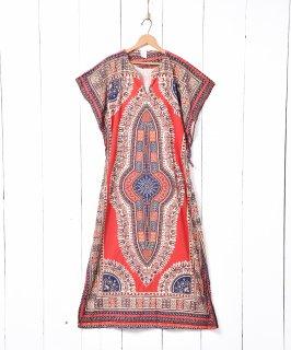 古着パキスタン製 エスニックドレス 古着のネット通販 古着屋グレープフルーツムーン