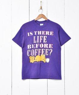 古着アメリカ製 ガーフィールド プリントTシャツ 古着のネット通販 古着屋グレープフルーツムーン