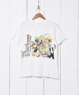 古着LOONEY TUNES キャラクターTシャツ 古着のネット通販 古着屋グレープフルーツムーン