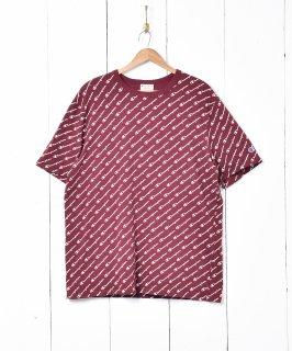 古着Champion 総柄Tシャツ 古着のネット通販 古着屋グレープフルーツムーン