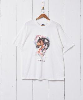古着アメリカ製 アニマルプリントTシャツ 古着のネット通販 古着屋グレープフルーツムーン