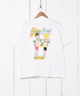 古着BEAVIS AND BUTT-HEAD キャラクターTシャツ 古着のネット通販 古着屋グレープフルーツムーン
