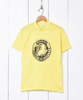 古着USアーミー スクリーミングイーグル プリントTシャツ 古着のネット通販 古着屋グレープフルーツムーン