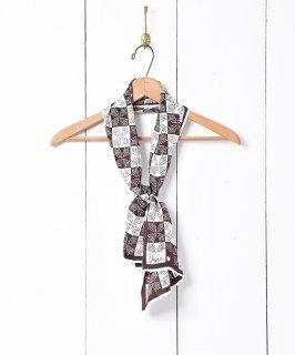 古着60's Vera 花柄スカーフ 古着のネット通販 古着屋グレープフルーツムーン