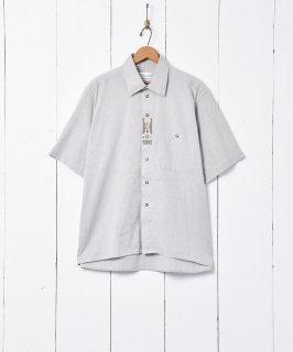 古着LANDHAUS 刺繍 半袖チロリアンシャツ 古着のネット通販 古着屋グレープフルーツムーン