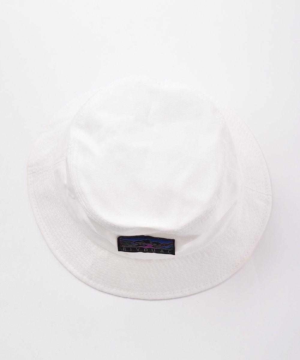 【4色展開】「BIVOUAC」バケットハット ホワイトサムネイル